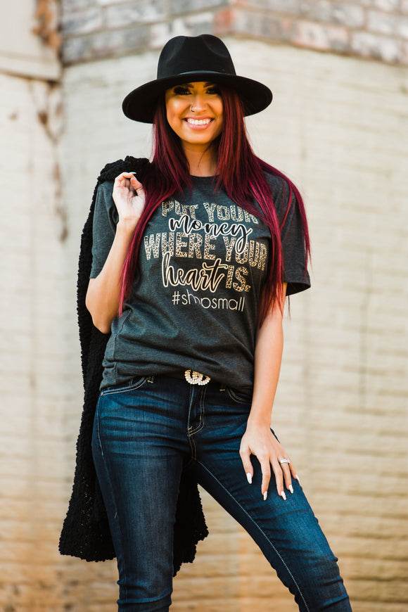 #ShopSmall Tee - Face 2 Soul Beauty Boutique