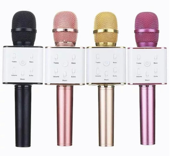 Karaoke Wireless Microphone - Face 2 Soul Beauty Boutique