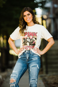 Pink Floyd Tee - Face 2 Soul Beauty Boutique