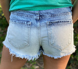 The Fade Out Shorts - Face 2 Soul Beauty Boutique