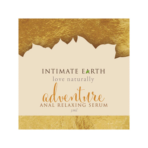Intimate Earth ADVENTURE Anal Relaxing Gel for Women 3ml Foil