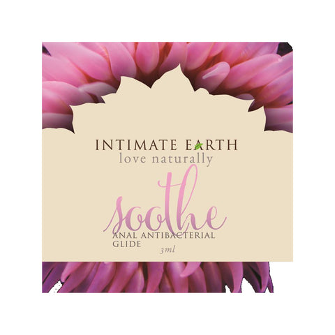 Intimate Earth Soothe Anal Lube Guava Bark 3ml Foil