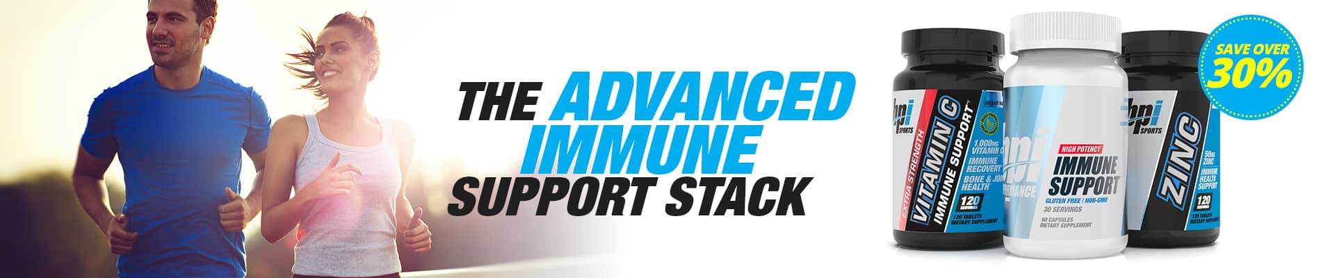 Advanced Immune Support Stack Promo