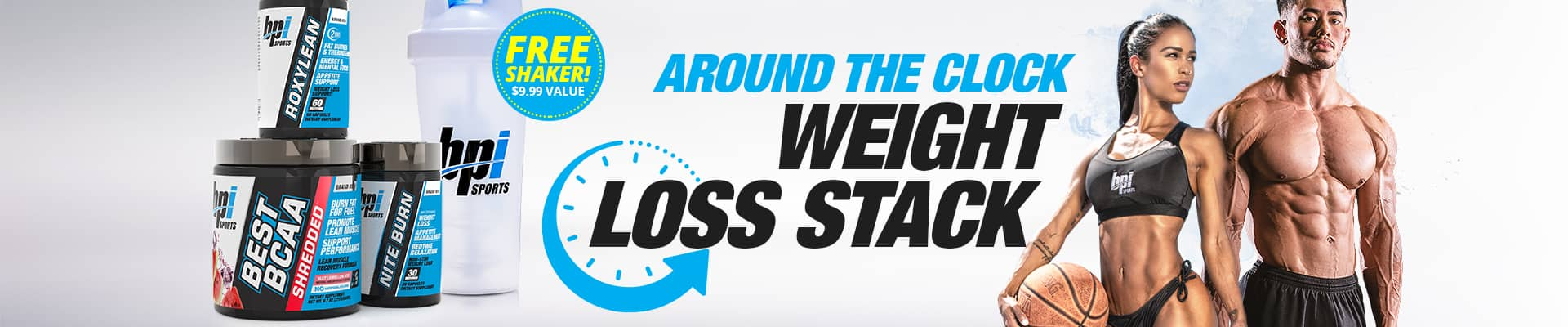 Around The Clock Weight Loss Stack Promo