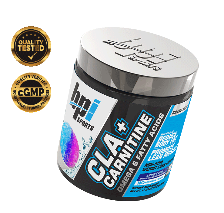 CLA + Carnitine - Non-Stimulant Weight Loss (50 Servings)