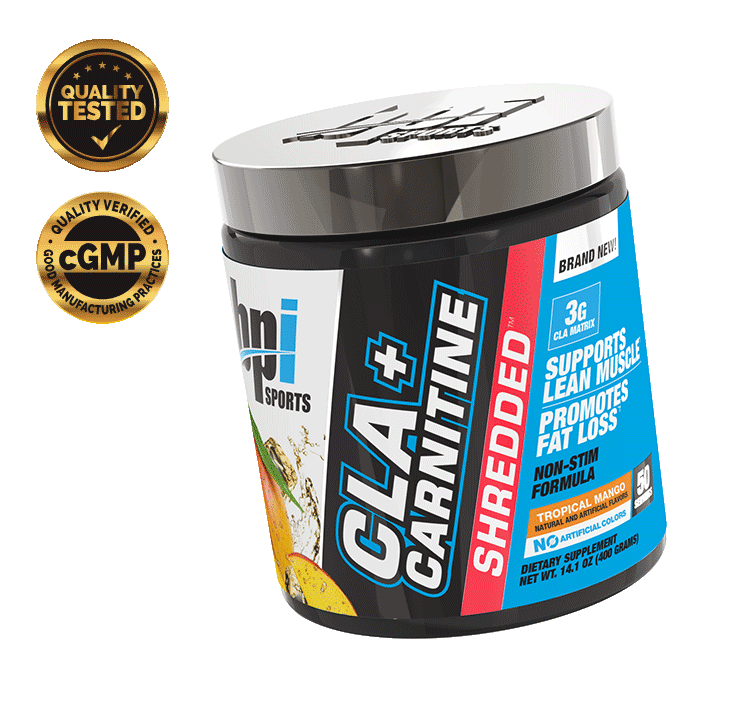 CLA + Carnitine Shredded™ - Weight Loss and Natural Energy (50 Servings)
