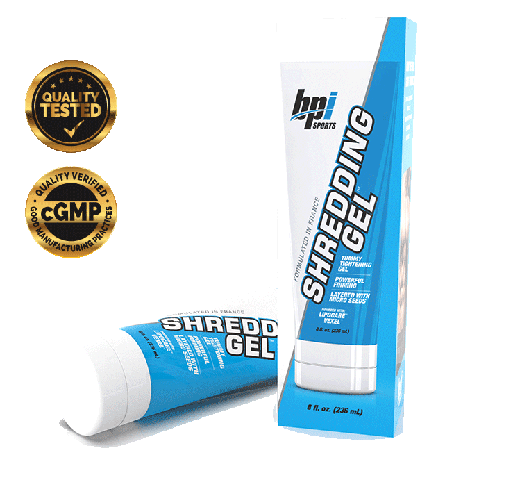 Shredding Gel™ - Skin Toning Gel