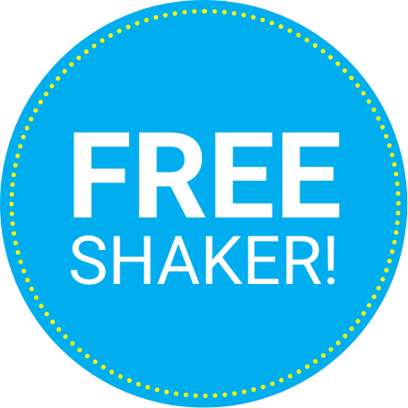 Free BPI Sports Ultimate Mixer Shaker - White (Free)!