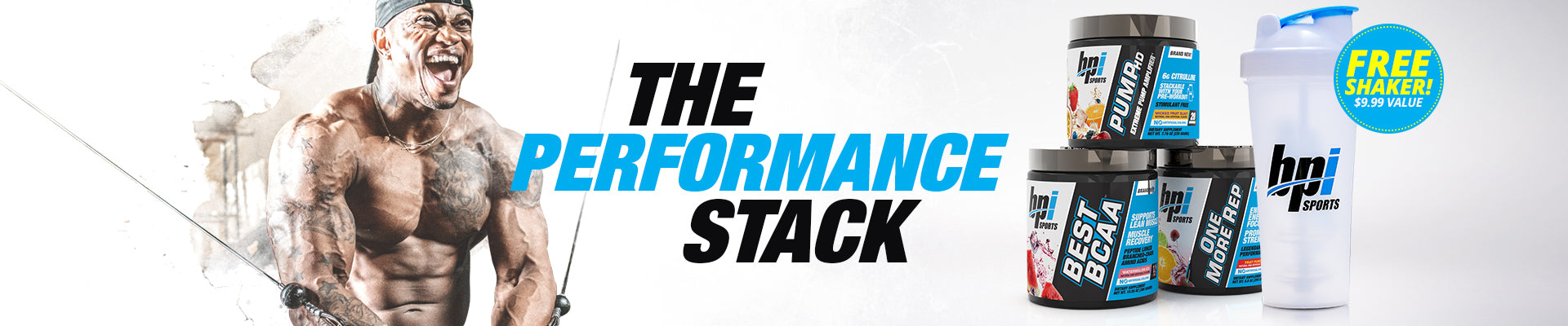 The Performance Stack Promo