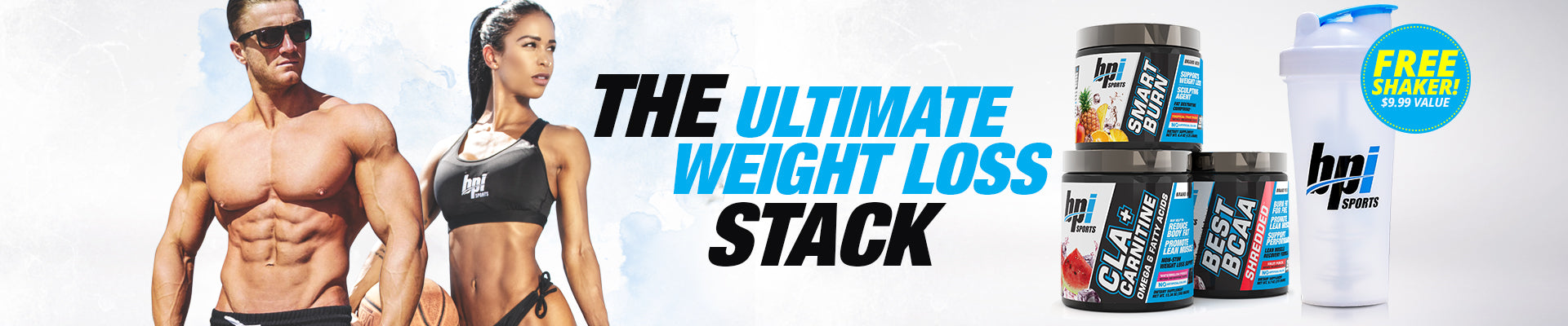 The Ultimate Weight Loss Stack Promo