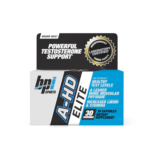 A-HD Elite™ - Testosterone Support (30 Servings)