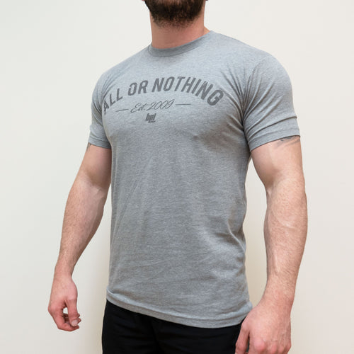BPI Sports All or Nothing mens crew neck tee
