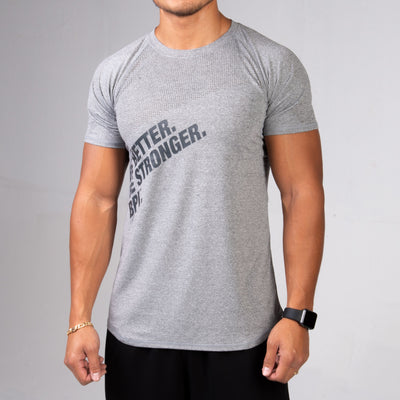 Be Better Be Stronger Performance Tee
