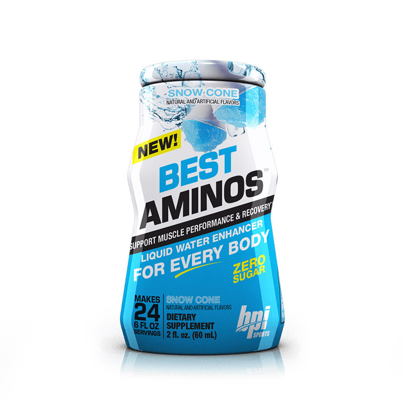 Best Aminos™ Liquid Water Enhancer - Muscle Recovery