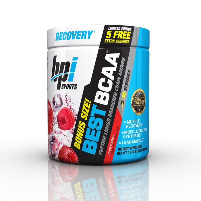 Best BCAA™ - Branched-Chain Amino Acids (35 Servings)