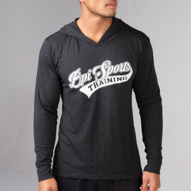 BPI Sports Training Long-Sleeve Hoodie