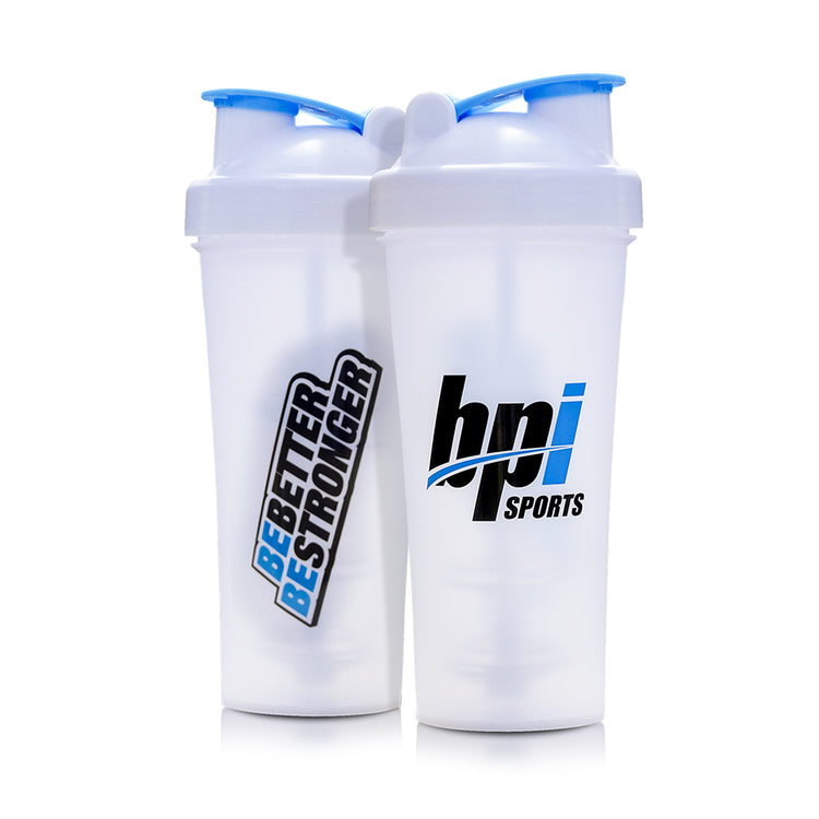 BPI Sports Ultimate Mixer Shaker - White
