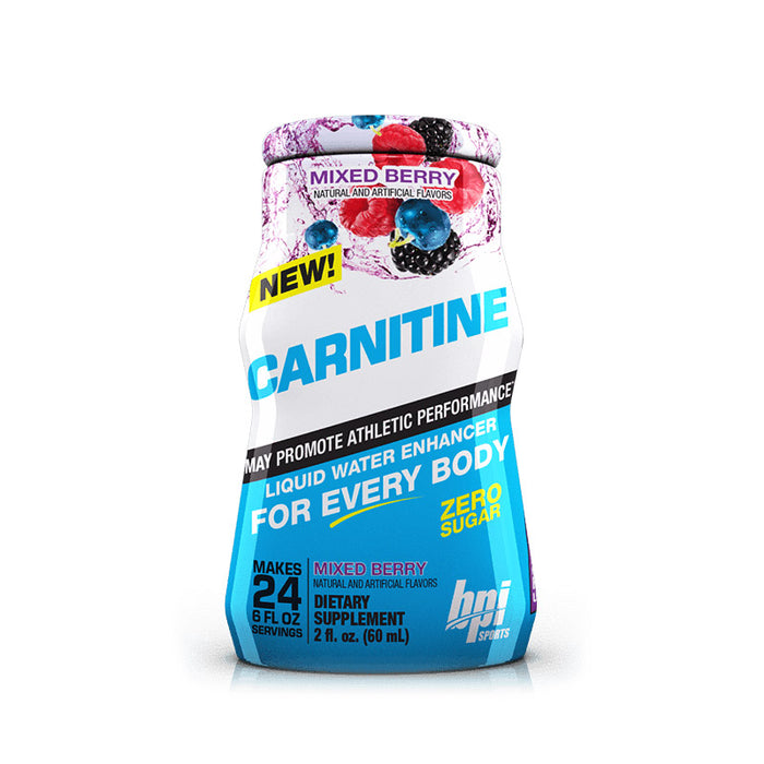 Carnitine Liquid Water Enhancer - Non-Stimulant Weight Loss