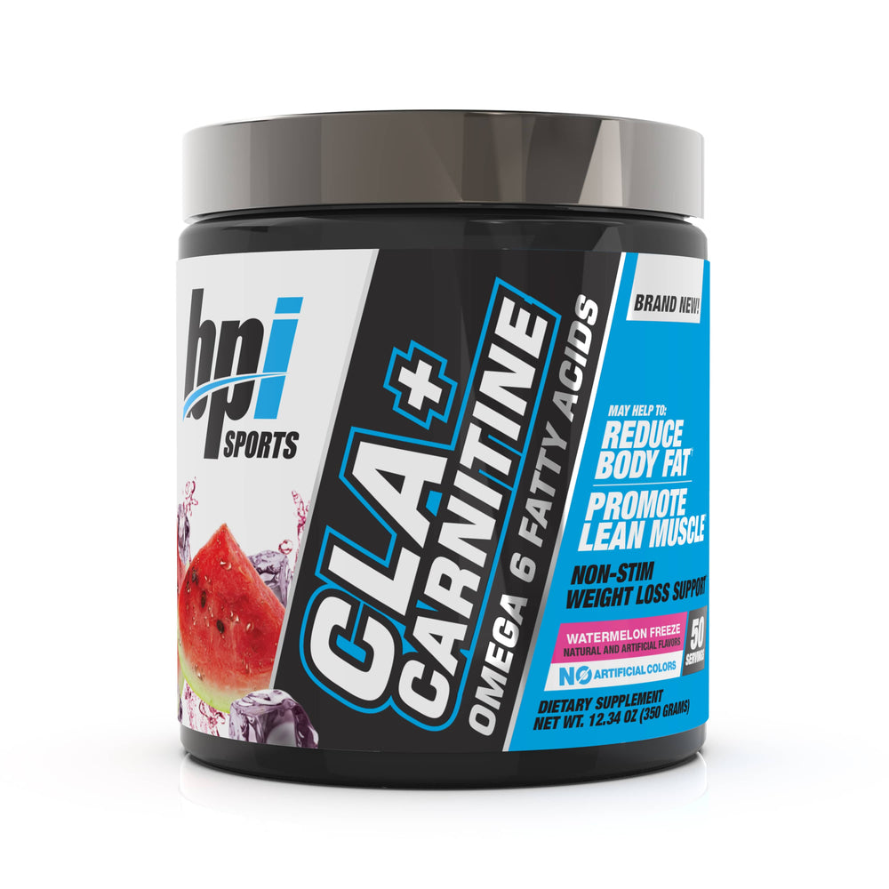 BPI Sports CLA + Carnitine Watermelon Freeze 50 Servings