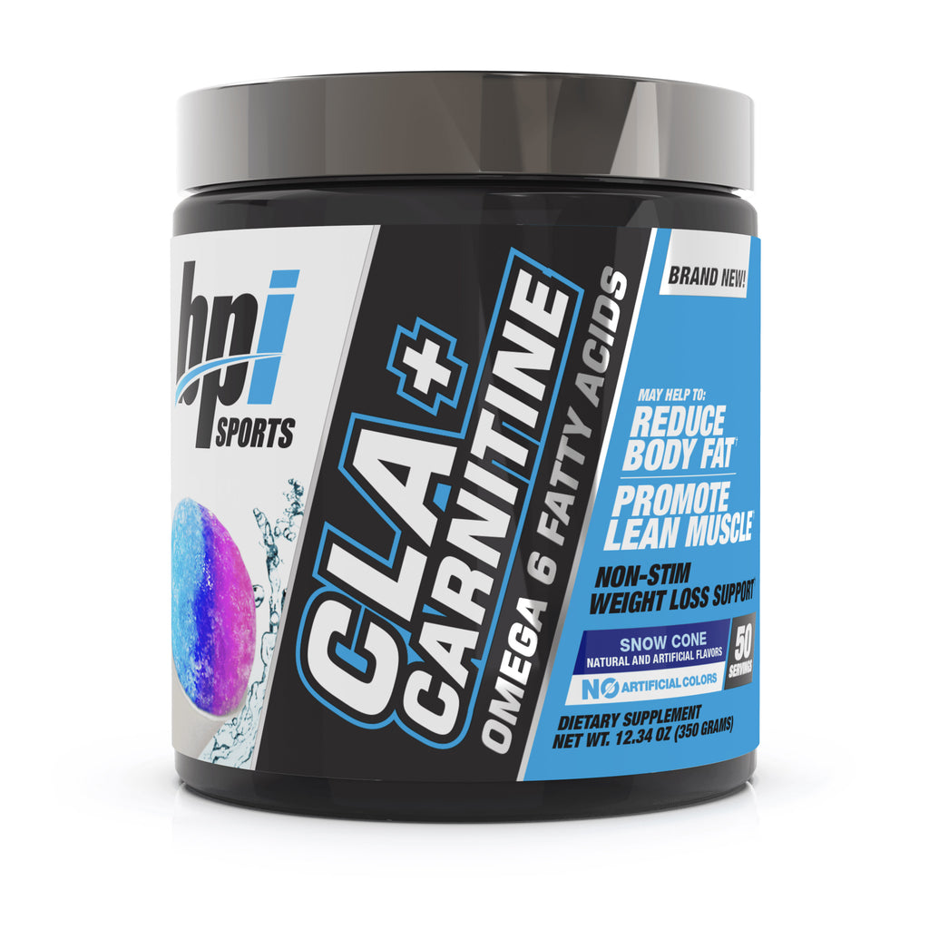 CLA Carnitine Supplements | BPI Sports Nutrition Supplements