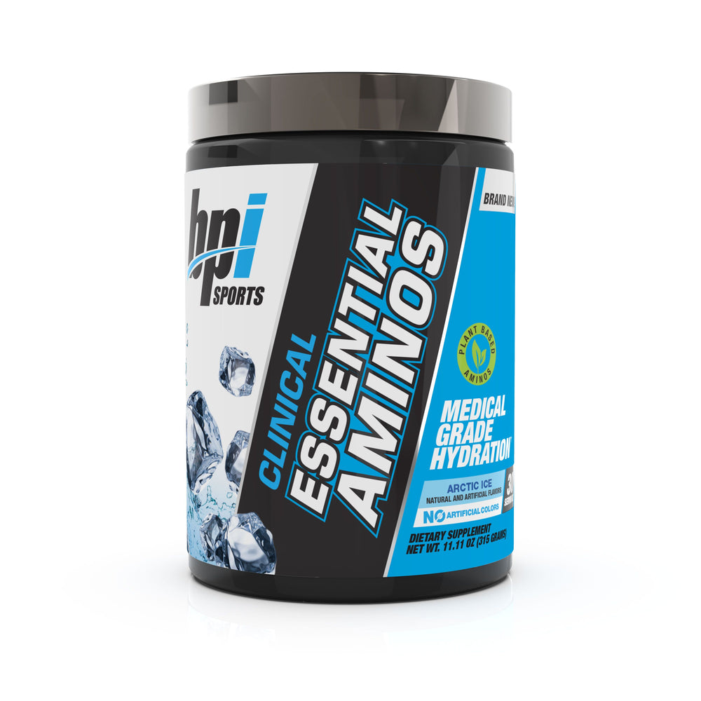 BPI Sports Clinical Essential Aminos 30 Servings Artic Ice