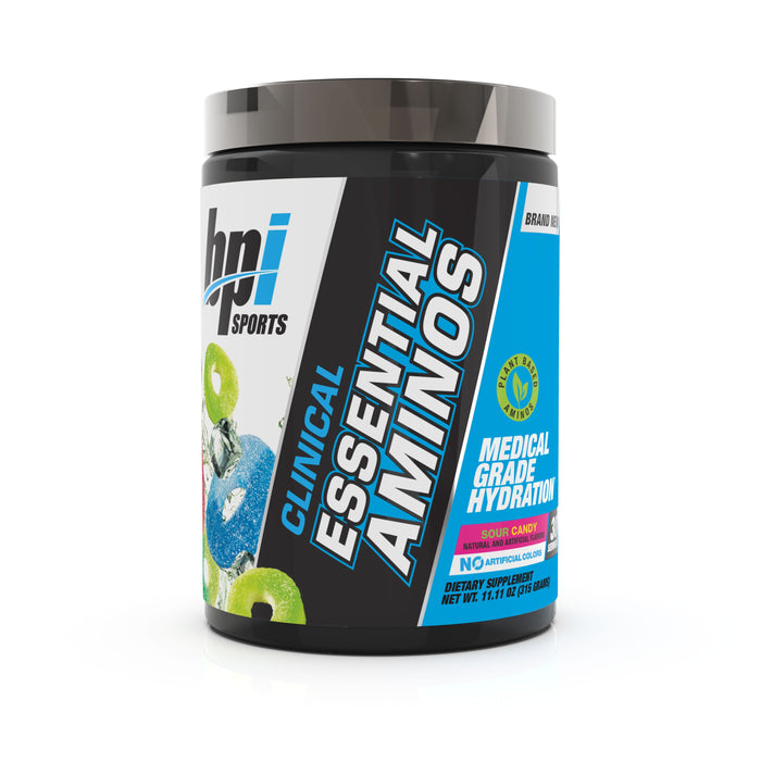 BPI Sports Clinical Essential Aminos 30 Servings Sour Candy