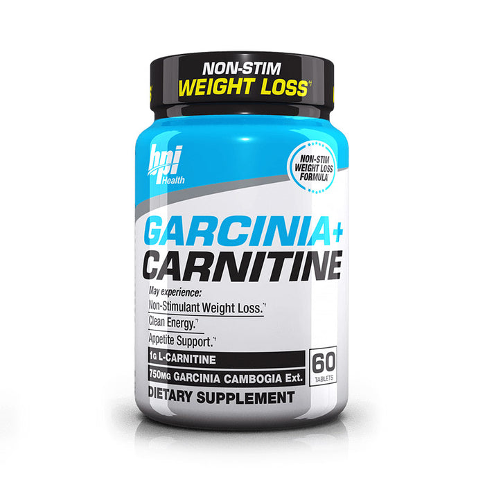 Garcinia + Carnitine - Stimulant Free Weight Loss (30 Servings)