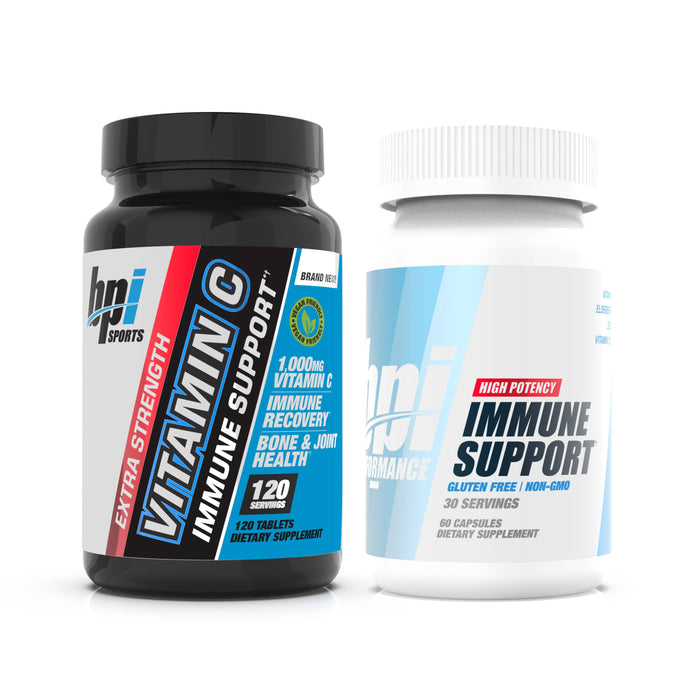 BPI Sports Wellness Stack For Immune Support and Better Overall Health