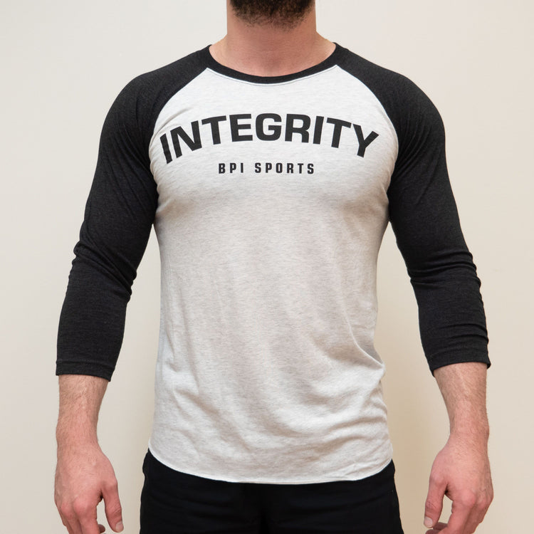 BPI Sports Integrity mens and womens long sleve t-shirt