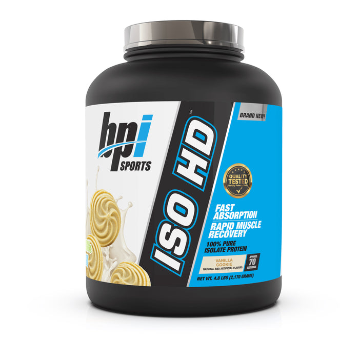 ISO HD™ - Isolate Protein (4.9 LB)