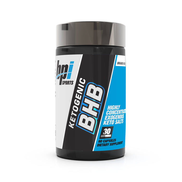 BPI Sports Ketogenic BHB 60 Capsules