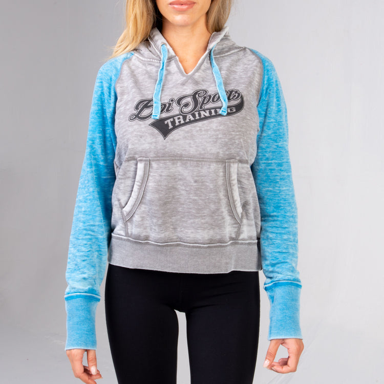 Ladies BPI Sports Training Pullover Hoodie