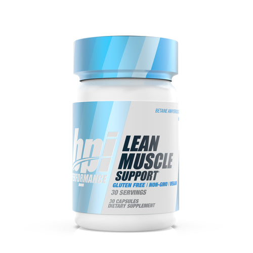 Lean Muscle Support - Muscle Strength + Power (30 servings)