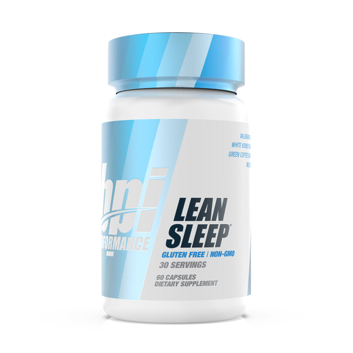 Lean Sleep - Melatonin Sleep Support