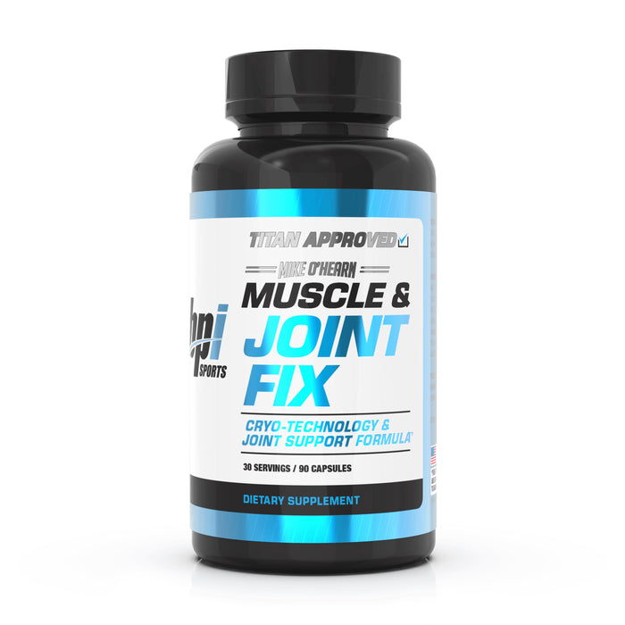 BPI Sports Mike O'Hearn Titan Series Muscle & Joint Fix