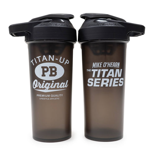 Mike O'Hearn Titan Series Shaker Cup - Smoke