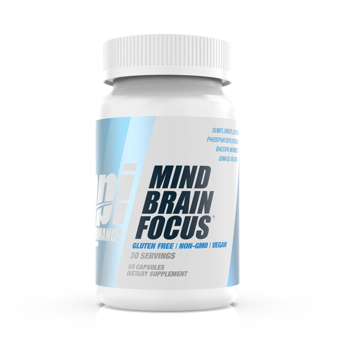 Mind Brain Focus - Mental Clarity (30 Servings)