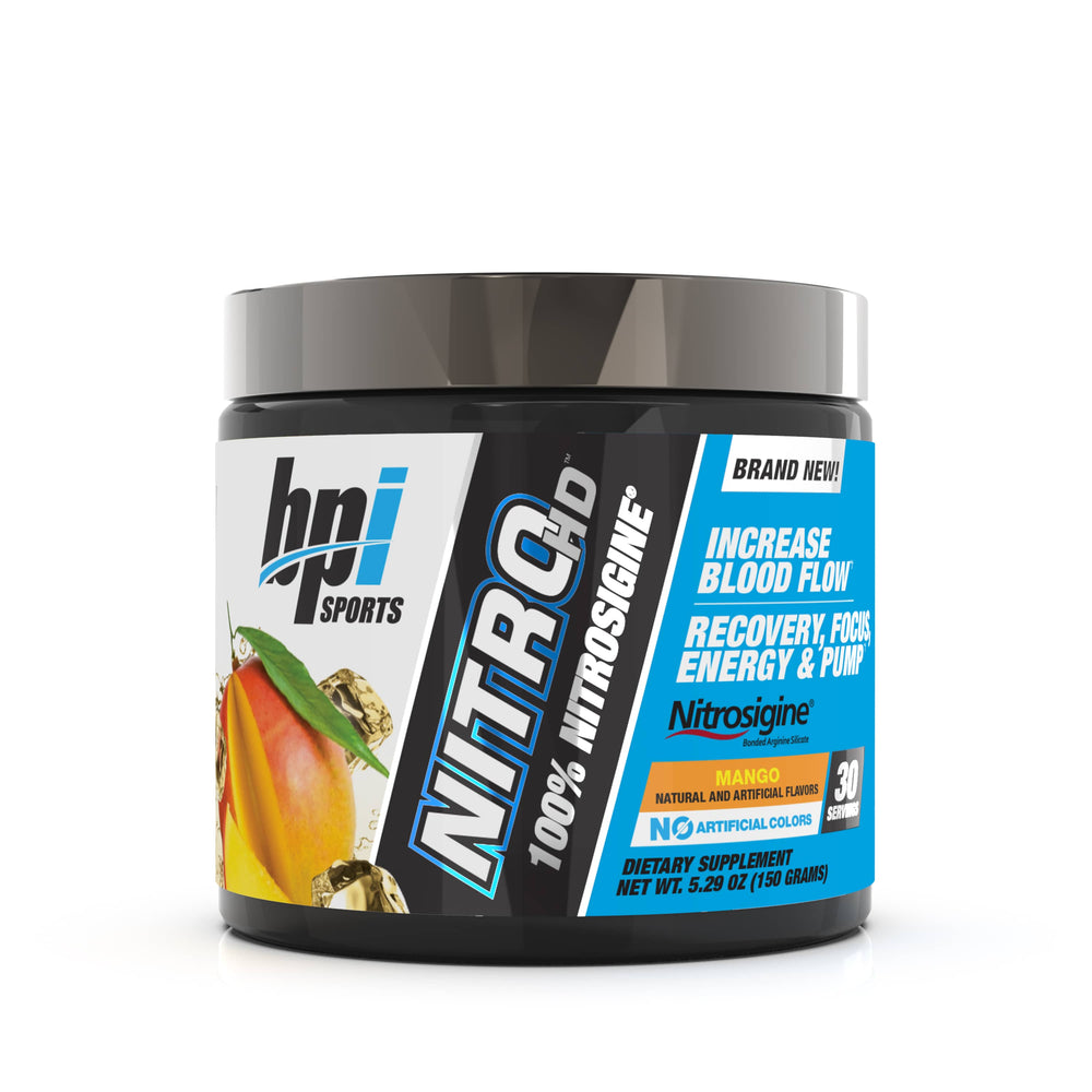BPI Sports Nitro HD Mango 30 Servings