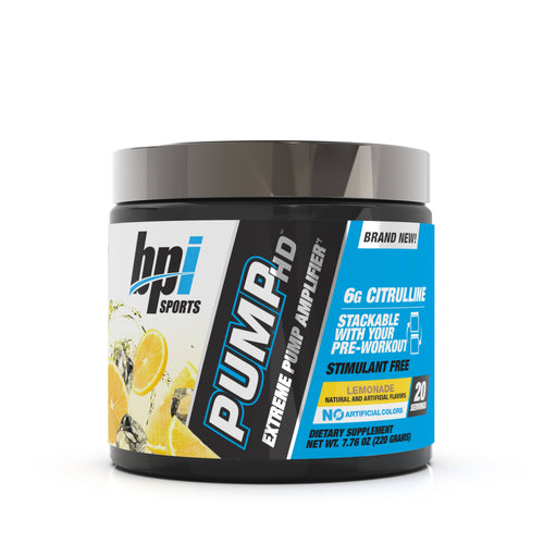 Pump HD™ - Stimulant Free Pre-Workout (20 Servings)