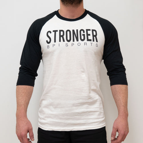 Stronger Baseball Tee