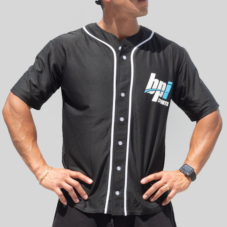BPI Sports Team BPI Jersey in black