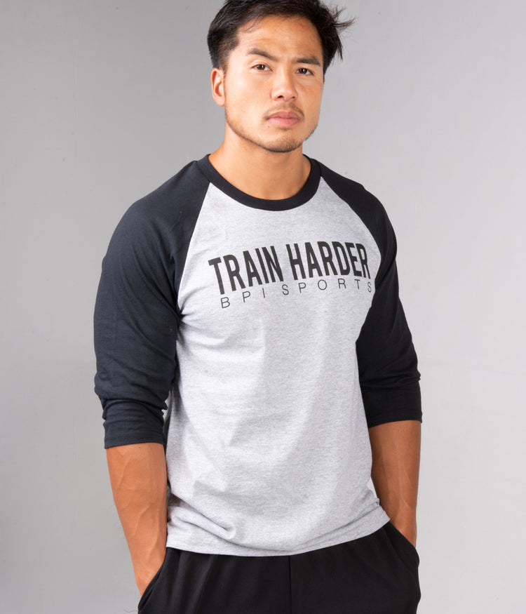 Train Harder Baseball Unisex Shirt