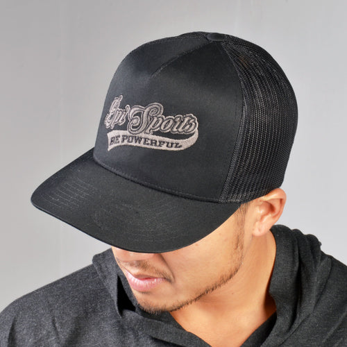 Be Powerful Trucker Hat