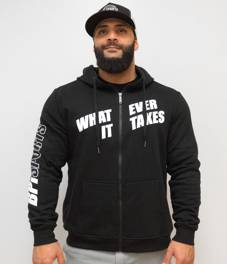 Whatever It Takes - Zip-Up Hoodie