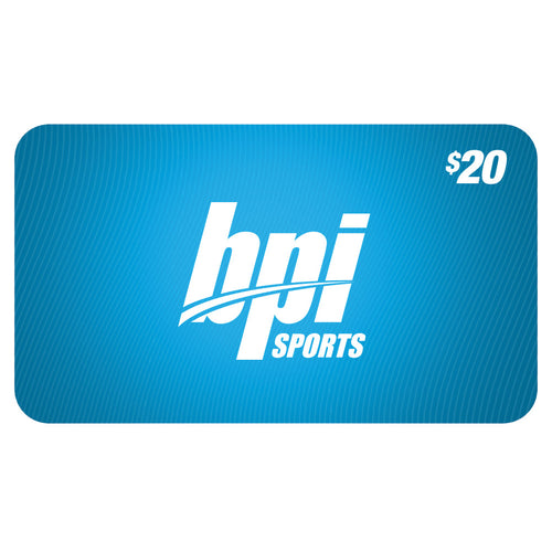 BPI Sports Gift Card