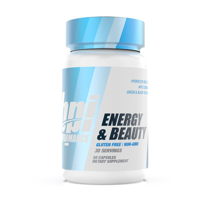Energy & Beauty - Weight Loss + Collagen (30 Servings)