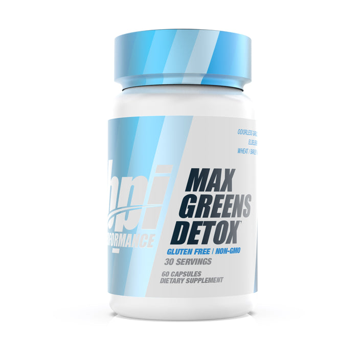 Max Greens Detox - Health & Wellness (30 Servings)