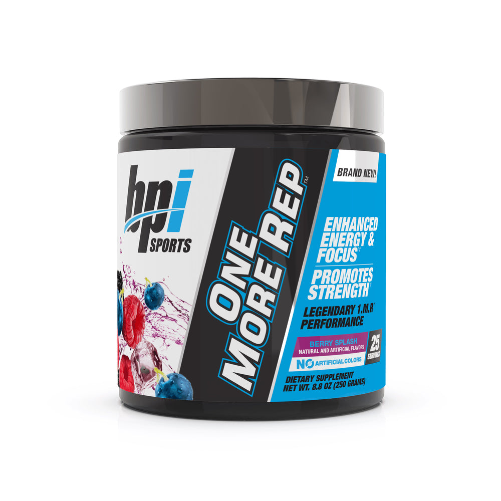 One More Rep™ - Pre-Workout (25 Servings)