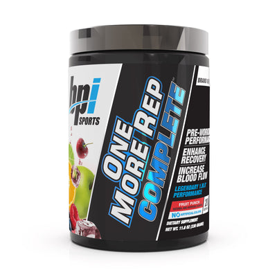 One More Rep Complete™ - Pre-Workout and Pump Formula (20 Servings)