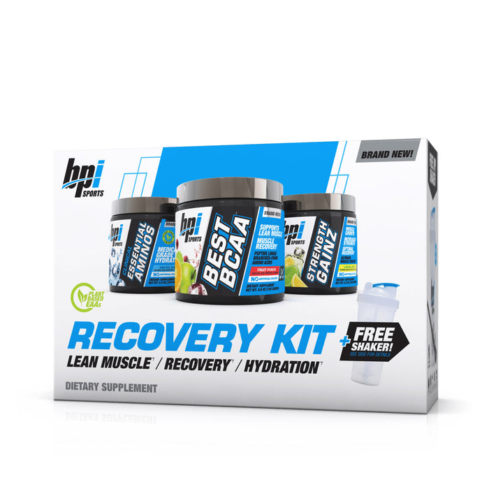 Recovery Kit - Overall Performance